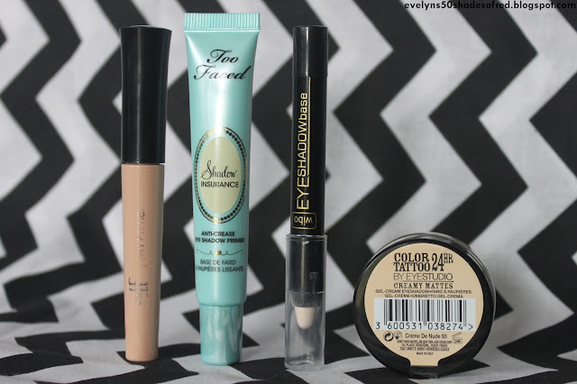 elf Eyelid Primer Too Faced Shadow Insurance Wibo Eyeshadow Base Maybelline Color Tattoo 93 Creme de Nude