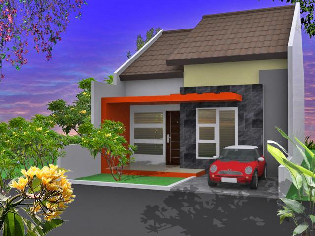 Model Rumah Sederhana Tарі Kelihatan Mewah Terbaru