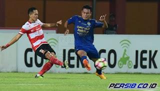 Jadwal Persib Bandung dan Madura United Berubah Jadi Sore