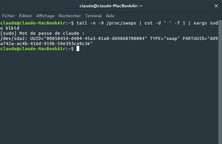 linux mint 18 sur macbook air linux apr 232 s l installation