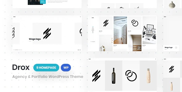 Drox WordPress Theme