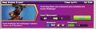 Hog Rider Event