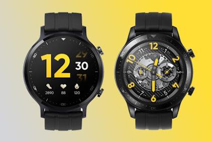 Rilis, Berikut Spesifikasi Realme Watch S Pro