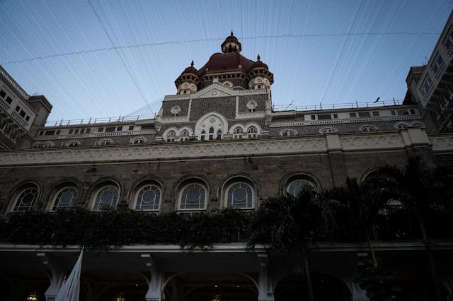 The Taj hotel of Mumbai