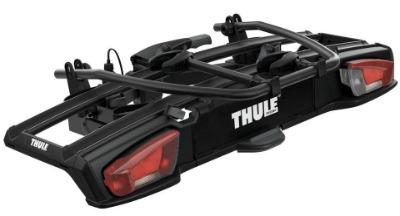 Fietsendrager 2 elektrische fietsen Thule