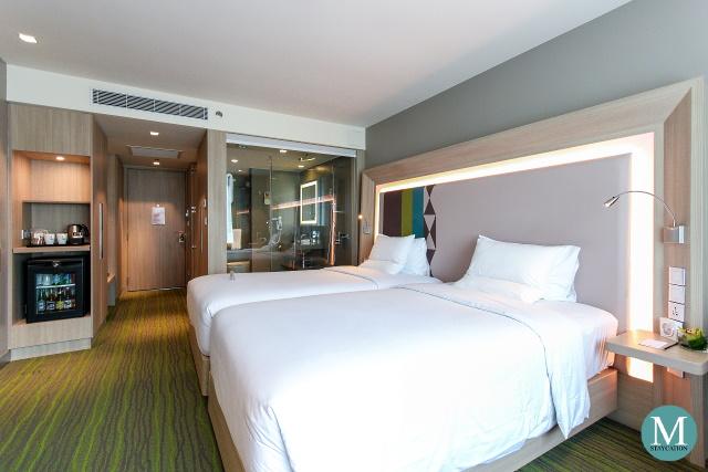 Superior Room at Novotel Manila Araneta City