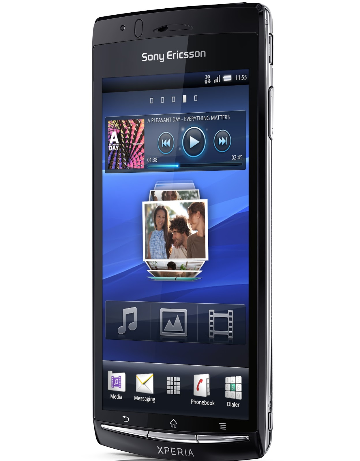 Sony Xperia Arc S LT18i - My Android & Our Android Apps...