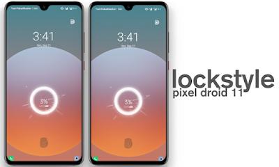 lockscreen-style-pixel-droid-oppo-realme