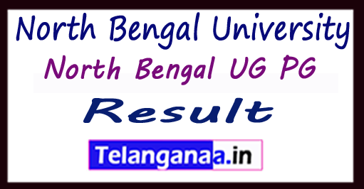 North Bengal University Results 2018