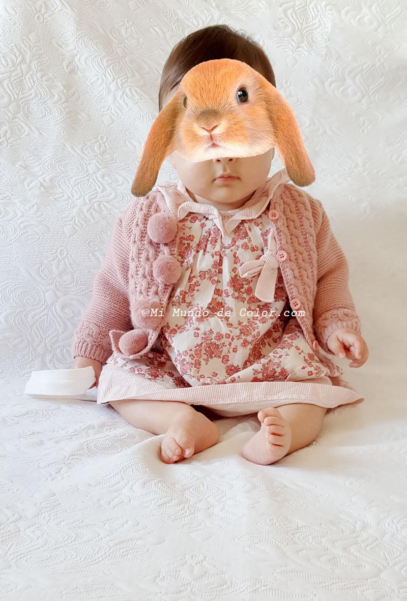 el look de mi bebe para primavera