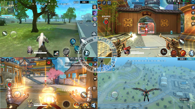 Fire Ares Apk MOBA FPS Like Overwatch+PUBG