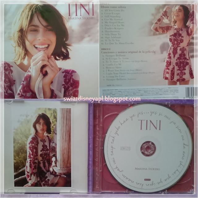 [Recenzja] Płyta Martiny Stoessel - TINI
