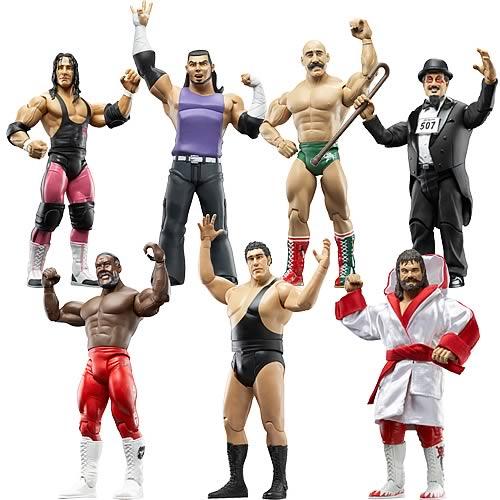 Wwe Wrestleing Toys 9