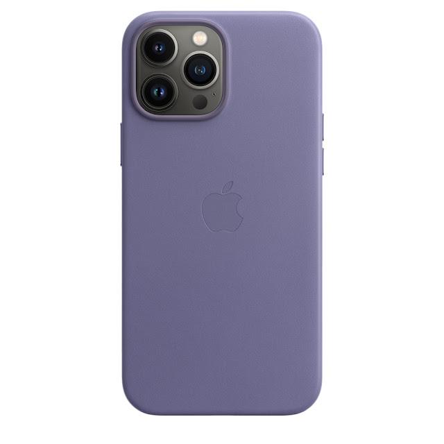 เคสหนังสำหรับ iPhone 13