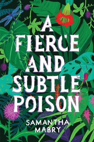 A Fierce and Subtle Poison book cover