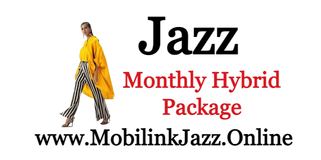Jazz Monthly Hybrid Package Price and Detail | Jazz 2021
