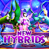 New Hybrids Discovered in Wizard101