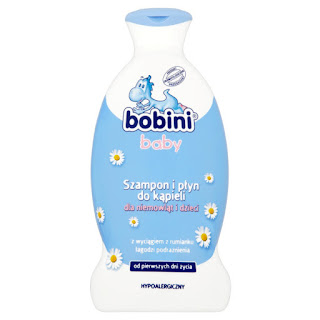 szampon bobini baby