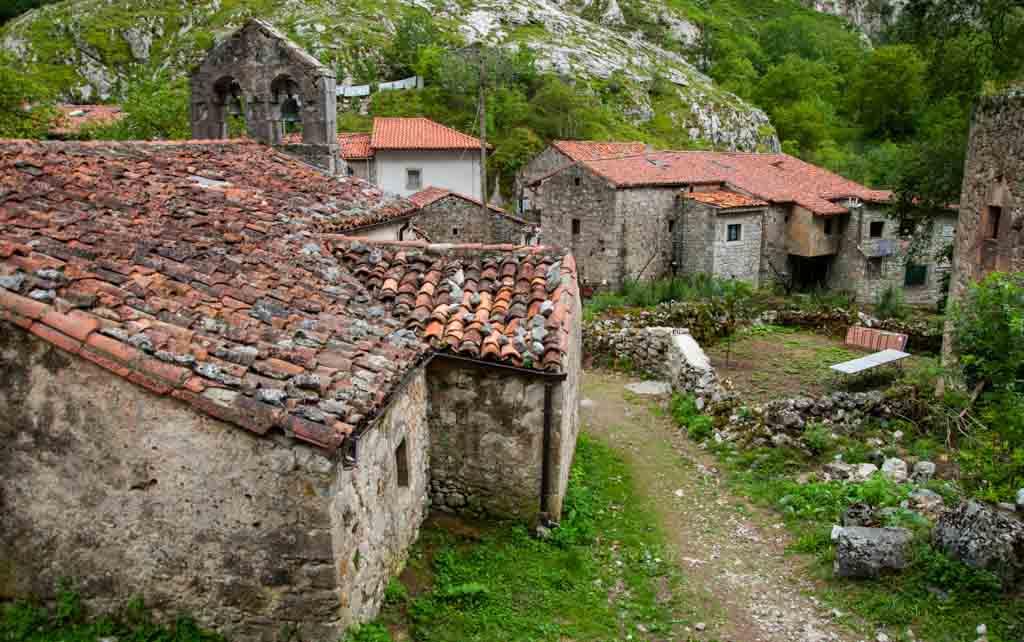 El pueblo de Bulnes