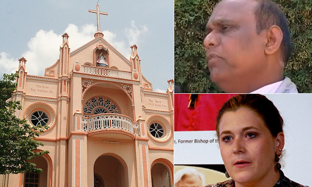 Joshua Project India Christain Terrorism - Joseph Jeyapaul Sexual Assault