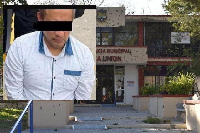 Nadie sabia quien y era El Serafin jefe de plaza del CDN el que da las ordenes de Las Tropas del Infierno, el responsable de ataque en Villa Unión