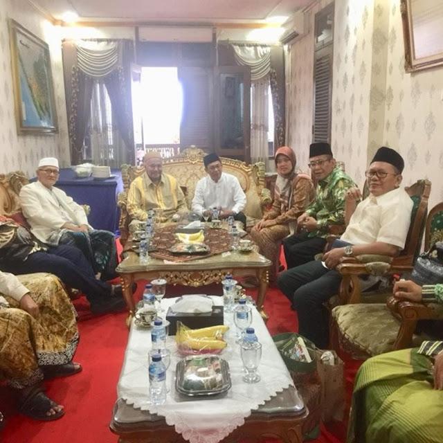 Rais Aam PBNU Tinjau Lampung Sebagai Lokasi Muktamar 2020