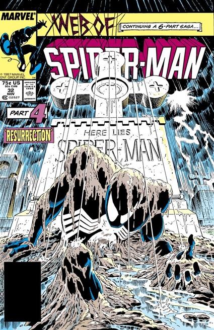 La última cacería de Kraven es uno de los mejores títulos de Marvel Comics