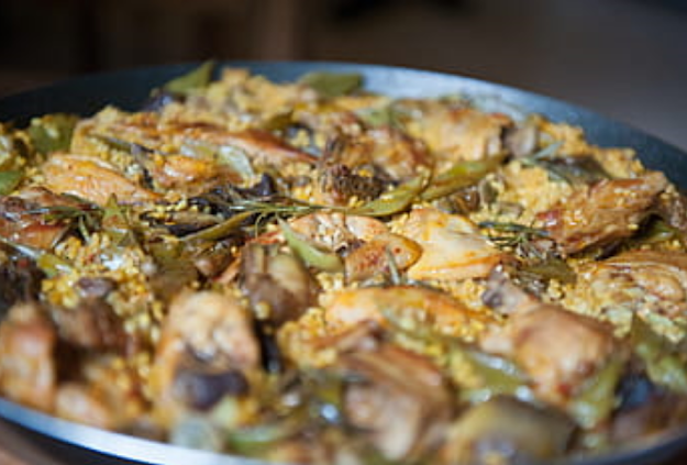 Lemon-Pesto Chicken with Artichokes