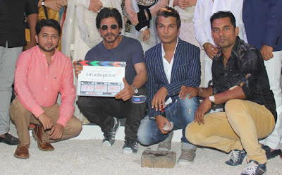 srk-launches-vikram-phadnis-debut-film-with-muhurat-clap