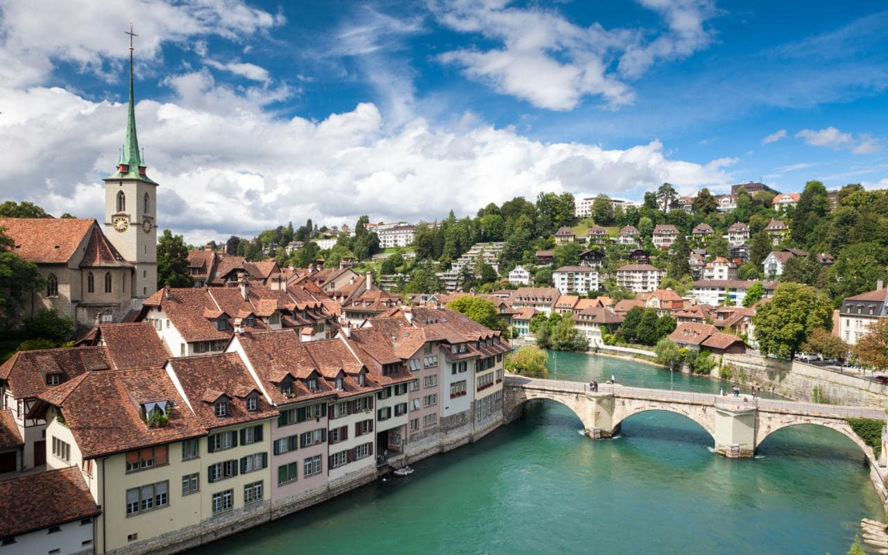 Bern Switzerland, Historic Beautiful City with Many Ancient Buildings |  INDEPHEDIA.com