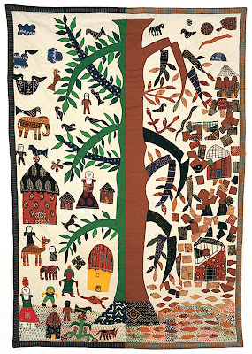 The Tree of Life and Death by Amjibah Purdisan Sodha for Resurgence, 2001