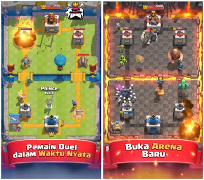 Download Clash Royale Mod Apk FHX Private Server