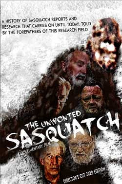 The Unwonted Sasquatch - Director's Cut (2021)