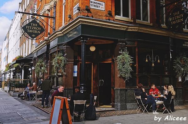 pubs-Fitzrovia