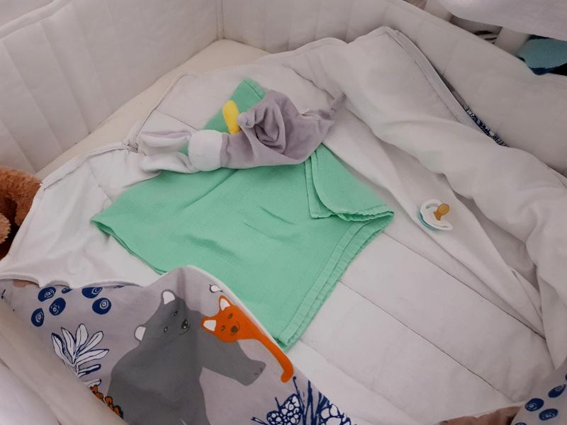 Vauva Ei Nukahda