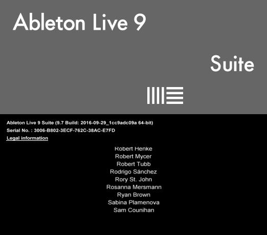Ableton Live 9 7 Keygen