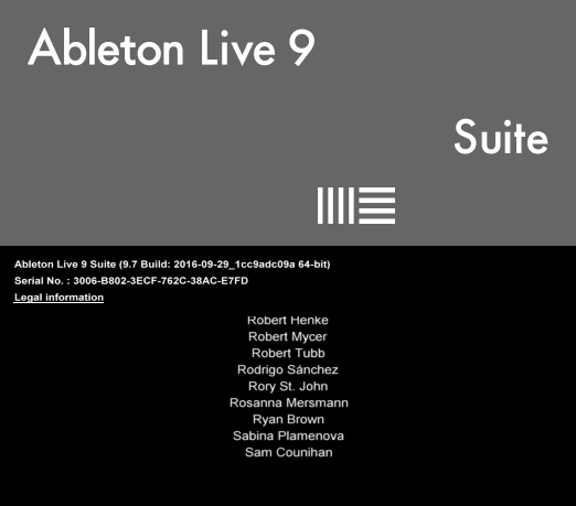 Ableton Live 9.0.4 x32 Suite W Easy To Install Video + Live Pac setup free