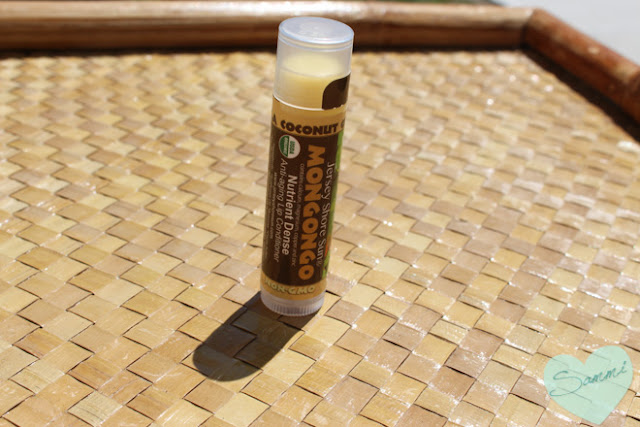 JERSEY SHORE COSMETICS | Mongongo Lip Conditioner in Coconut