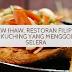 Ihaw Ihaw, Restoran Filipina di Kuching yang Menggoda Selera