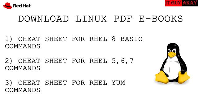 linux commands cheat sheet
