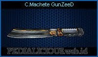 Combat Machete GunZeeD
