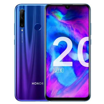سعر و مواصفات هاتف جوال هونر 20 لايت Honor 20 Lite في الأسواق