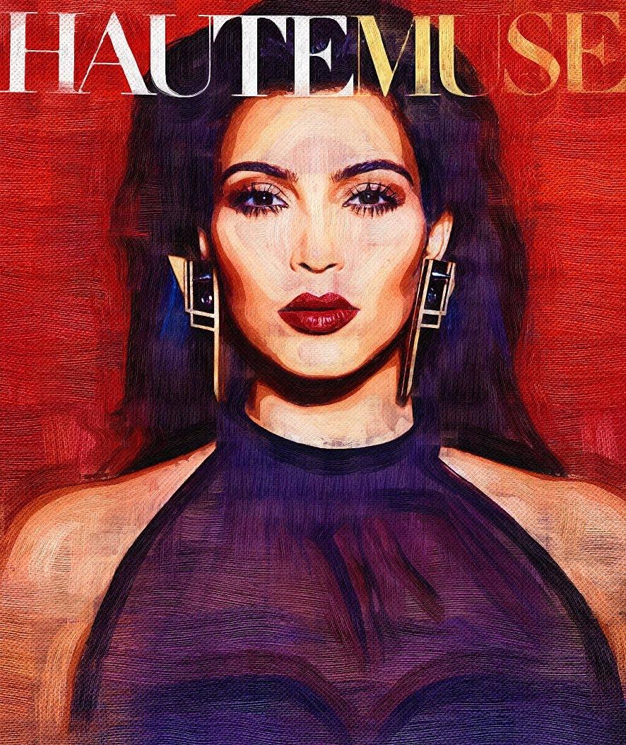 Kim kardashian hq pics amp videos kim kardashian for hautemuse