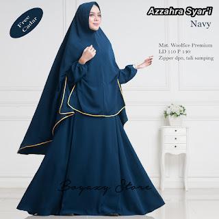 Azzahra Syar'i by Boyazy