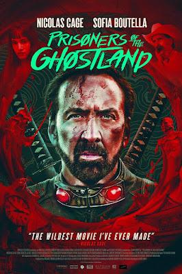 Prisoners of the Ghostland (2021) English 720p HDRip ESub x265 HEVC 520Mb
