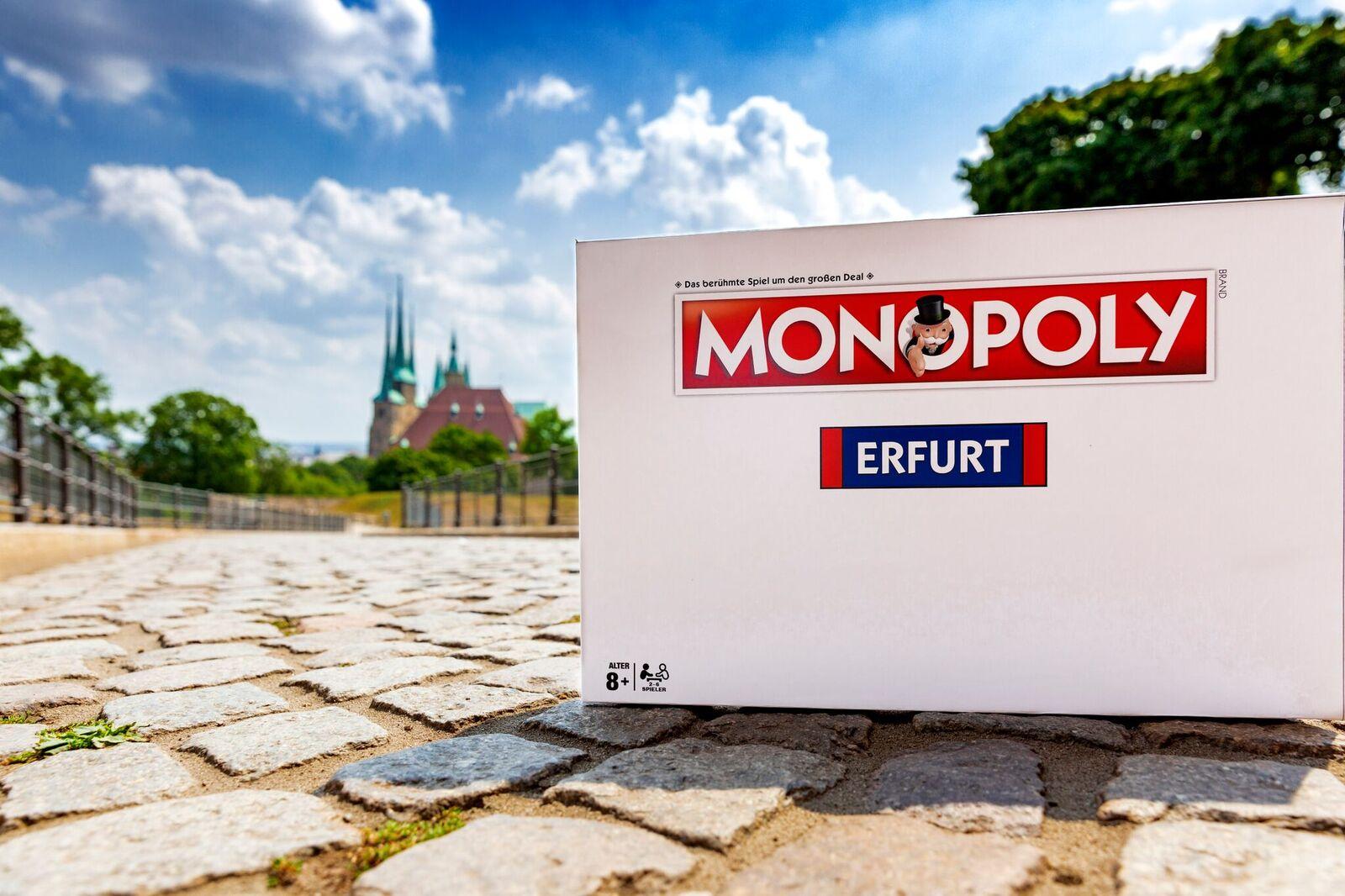 DerErfurter + Welcome in Erfurt (Thüringen)