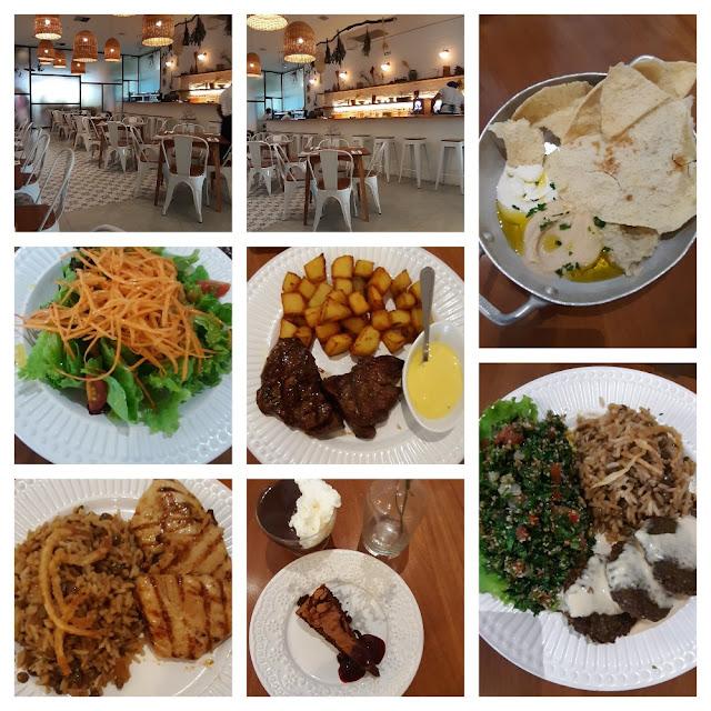 restaurantes em Campinas - Spiti Restaurante