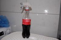 Кока кола чистящее средство,стеклоочиститель