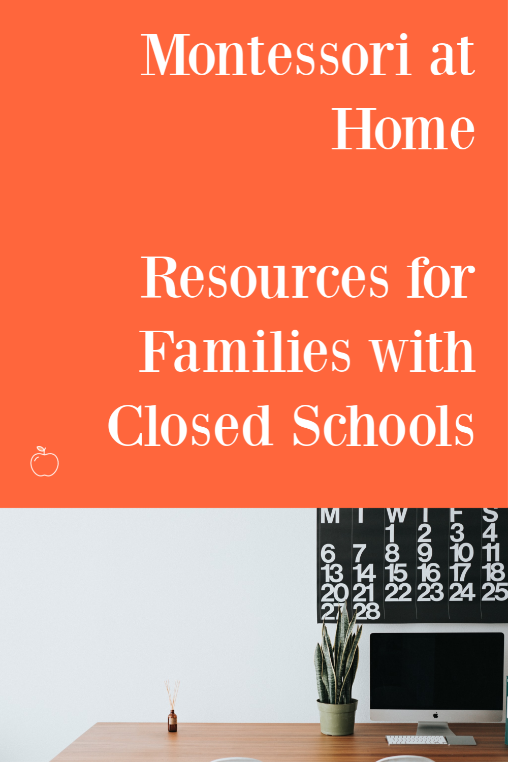 Montessori resources for families looking for activities to try with their children at home. These are great tips for how to get started with Montessori at home and how to entertain children at home.