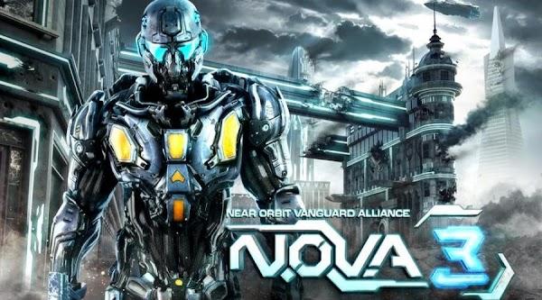 NOVA 3 Freedom Edition v1.0.1d (Unlimited Money & Coins)
